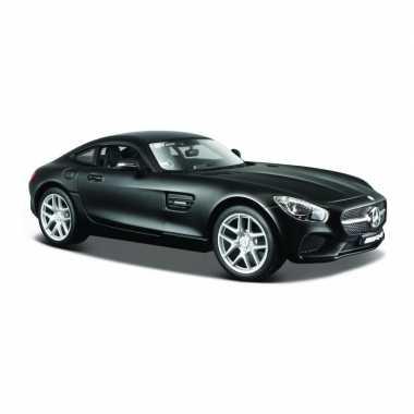 Groothandel speelgoedauto mercedes-benz amg gt zwart 1:24/18 x 8 x 5 cm kopen