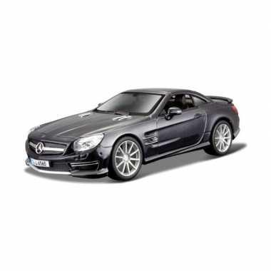 Groothandel speelgoedauto mercedes-benz sl65 amg zwart 1:24/19 x 8 x 5 cm kopen