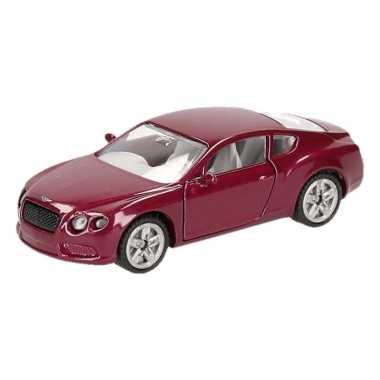 Groothandel speelgoedauto siku bentley v8 8 cm kopen