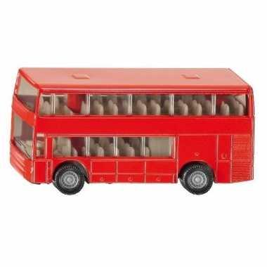 Groothandel speelgoedauto siku dubbeldekker bus 10 cm kopen