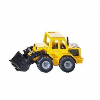 Groothandel speelgoedauto siku mf shovel 8 cm kopen