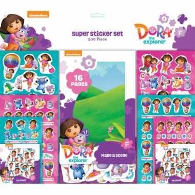 Groothandel sticker album van dora speelgoed kopen
