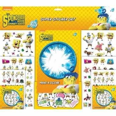 Groothandel sticker album van spongebob speelgoed kopen