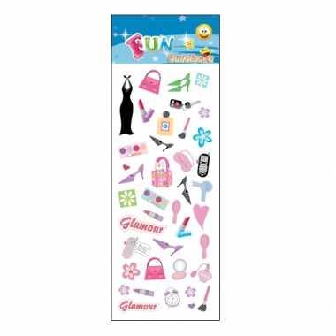 Groothandel stickervel mode thema speelgoed kopen