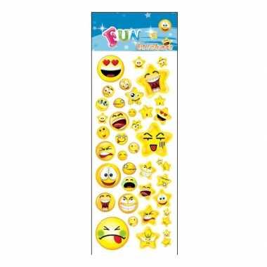 Groothandel stickervel smileys speelgoed kopen