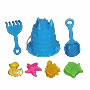 Groothandel strand speelgoed setje 7 delig kopen