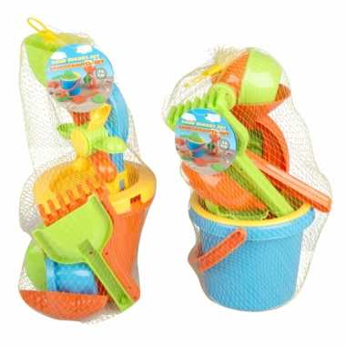 Groothandel strand speelgoed setje 8 delig kopen