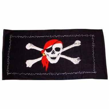 Groothandel strandlaken kind piraat 75 x 150 speelgoed