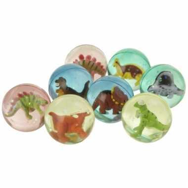 Groothandel stuiterbal met dinosaurus speelgoed