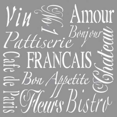 Groothandel teken sjabloon voor franse teksten speelgoed kopen