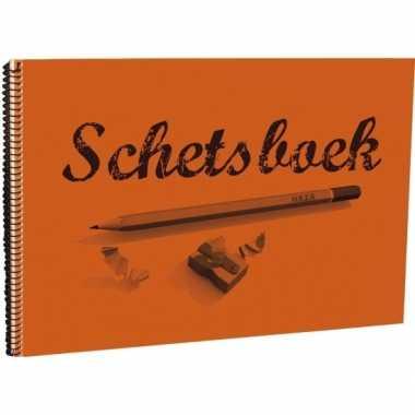 Groothandel tekenboek 28 x 20 cm speelgoed kopen