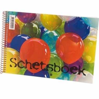 Groothandel tekeningenboek wit a4 ballon speelgoed kopen
