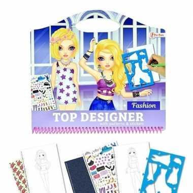 Groothandel tekenset kleding ontwerpen creatief speelgoed kopen