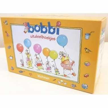 Groothandel traktatie speelgoed bobbi boekjes 12x