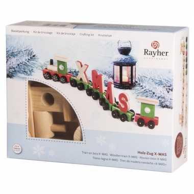 Groothandel trein knutselen pakket speelgoed kopen