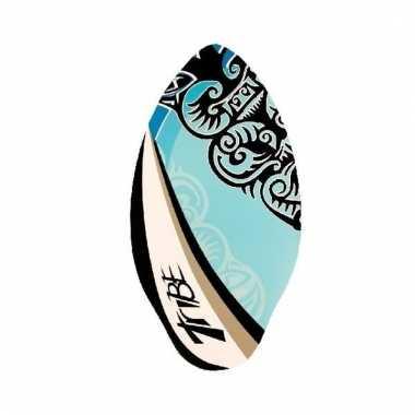 Groothandel tribe skimboard blauw 100 cm speelgoed kopen