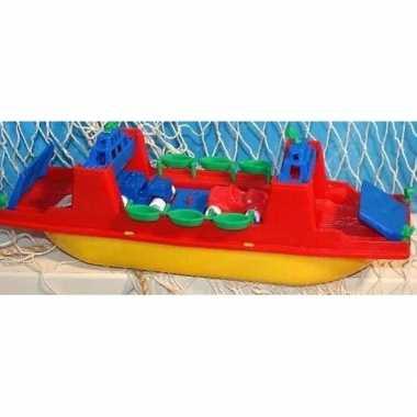 Groothandel veerboot speelgoed bootje 31 cm kopen