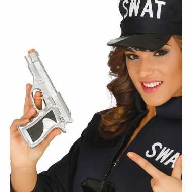 Groothandel verkleed fbi pistool/wapen 22 cm speelgoed kopen