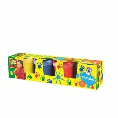 Groothandel vingerverf set voor kinderen speelgoed kopen