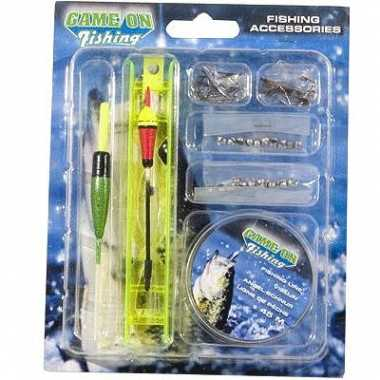 Groothandel vissers accesoires set speelgoed kopen