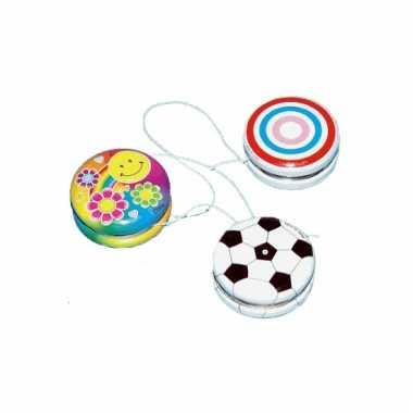 Groothandel voetbal speelgoed jojo 3 5 cm