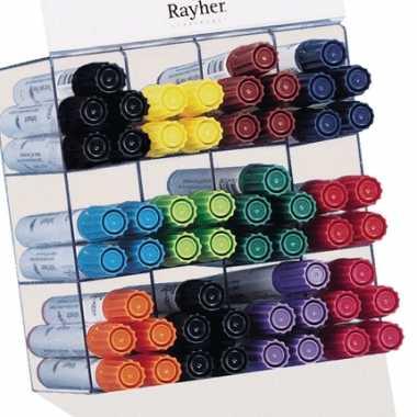 Groothandel voordeel textielstiften 8 stuks speelgoed kopen