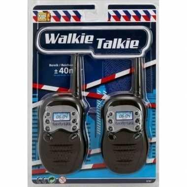 Groothandel walkie talkie speelgoed setje bereik 40 meter kopen