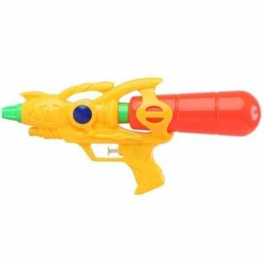 Groothandel watergeweer geel 33 cm speelgoed kopen