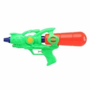 Groothandel watergeweer groen 33 cm speelgoed kopen