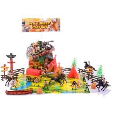 Groothandel wilde westen speelset speelgoed kopen