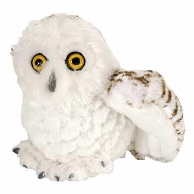 Groothandel witte sneeuwuilen vogelknuffels 15 cm knuffeldieren speelgoed kopen