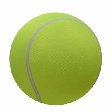 Groothandel zachte speelgoed tennis bal van mesh 40 cm