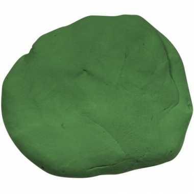 Groothandel zakje met groene boetseerklei speelgoed kopen