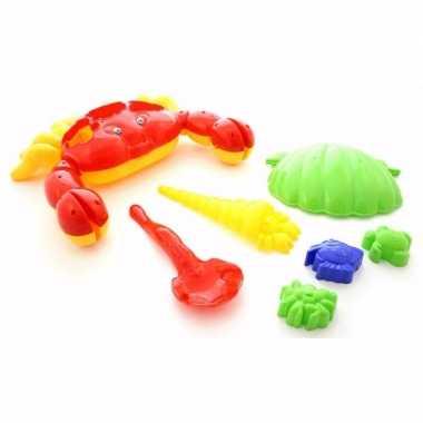 Groothandel zandbak speelgoed vormpjes zeedieren kopen
