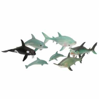 Groothandel  Zeedieren van plastic assorti speelgoed kopen