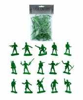 Groothandel 100x speelgoed soldaatjes soldaten poppetjes 3 5 7 cm
