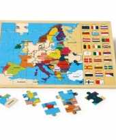Groothandel aardrijkskunde puzzel europa speelgoed