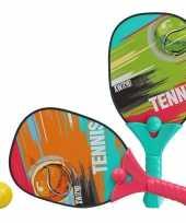Groothandel actief speelgoed tennis beachball pickleball setje met print