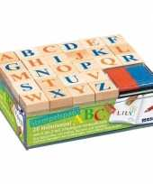 Groothandel alfabet stempel speelgoed voor kinderen