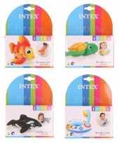 Groothandel badspeeltjes opblaasbare dieren setje 2 speelgoed