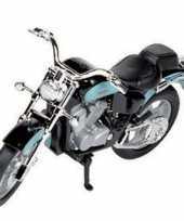 Groothandel blauwe honda shadow race motor speelgoed