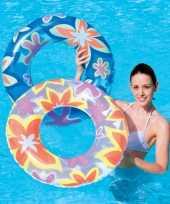 Groothandel bloemen zwembanden blauw speelgoed