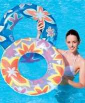 Groothandel bloemen zwembanden oranje speelgoed