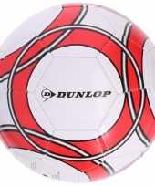 Groothandel buitenspeelgoed panna voetbal wit rood 21 cm maat 5 voor kinderen volwassenen 10194897