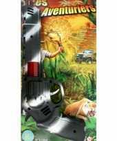 Groothandel camouflage nep pistool 28 cm speelgoed