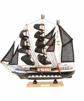 Groothandel decoratie piratenschip 34 cm speelgoed