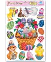 Groothandel decoratie stickers pasen thema speelgoed