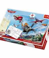 Groothandel disney planes puzzel extra groot speelgoed