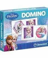 Groothandel frozen domino spel speelgoed