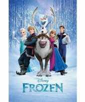 Groothandel frozen maxi poster 61 x 91 5 cm speelgoed